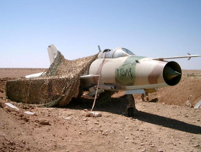 عندما اراد العراق تحويل الmig21 الىصاروخ كروز او uav Mig21refkb_1