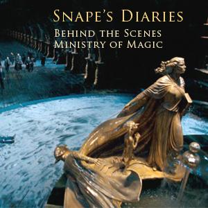 Υπουργείο Μαγείας  Snapeministry