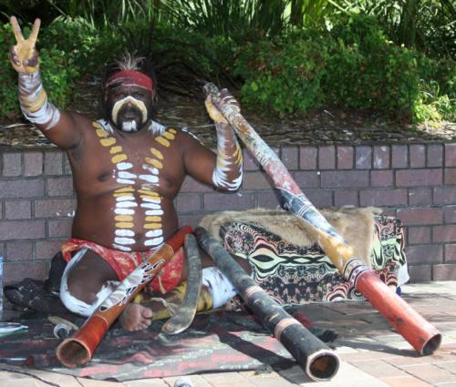 Ajuda com ponte de guitarra Didgeridoo-player