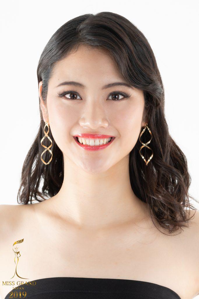 CANDIDATAS A MISS GRAND JAPON 2019.  FINAL 16 DE JULIO. Sugita.ayaka1_-683x1024