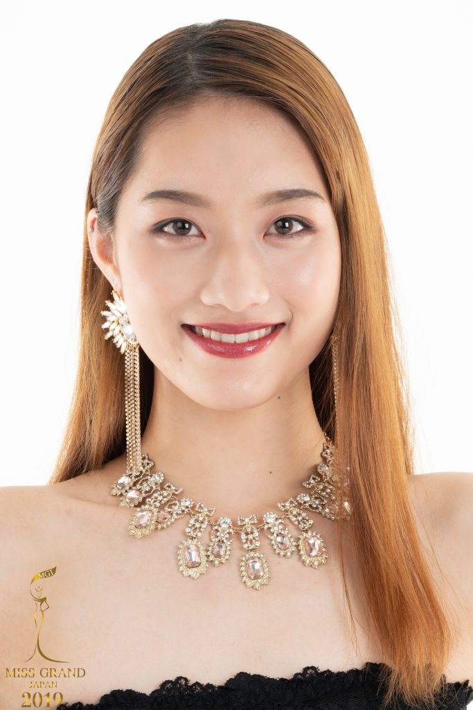 CANDIDATAS A MISS GRAND JAPON 2019.  FINAL 16 DE JULIO. Yoshida.ayana_-683x1024