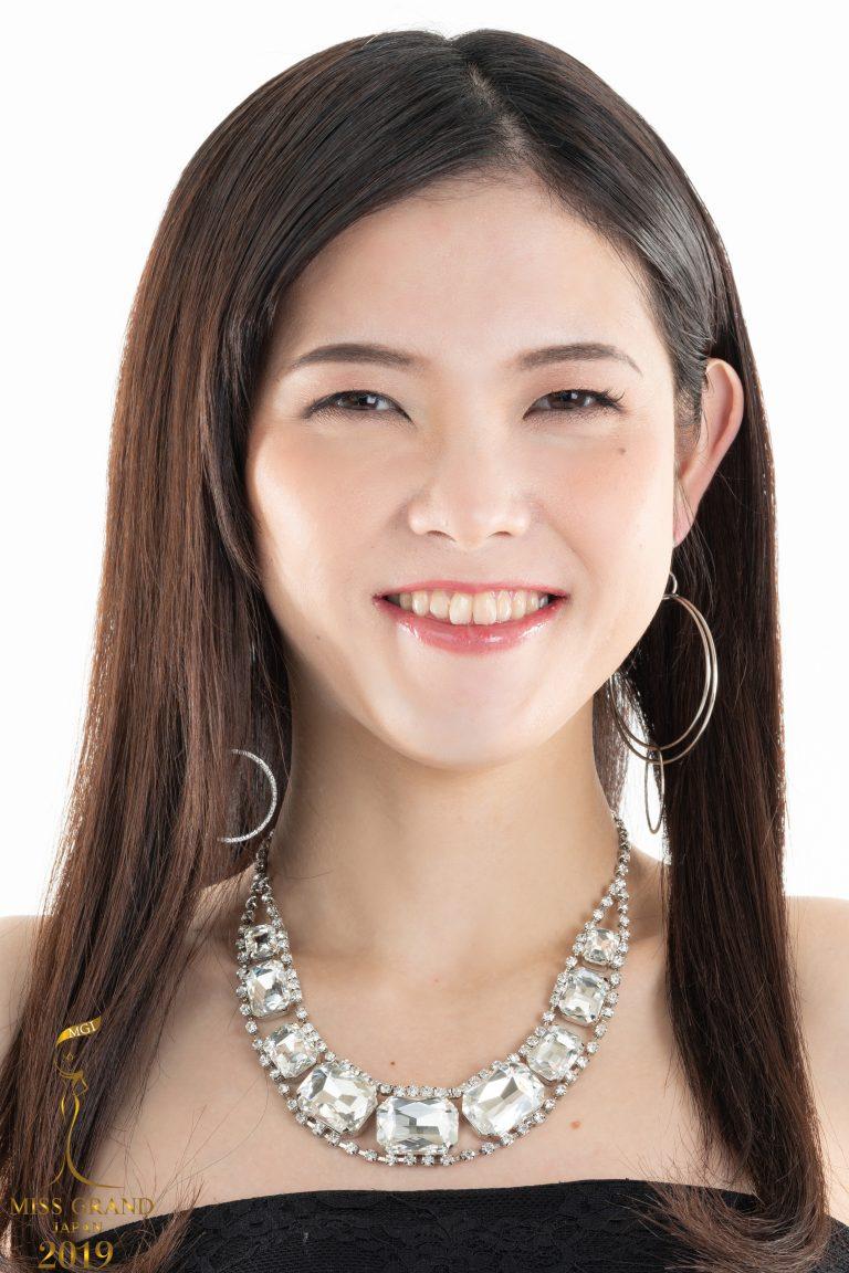 CANDIDATAS A MISS GRAND JAPON 2019.  FINAL 16 DE JULIO. - Página 3 Yoshida.yuri_-768x1152
