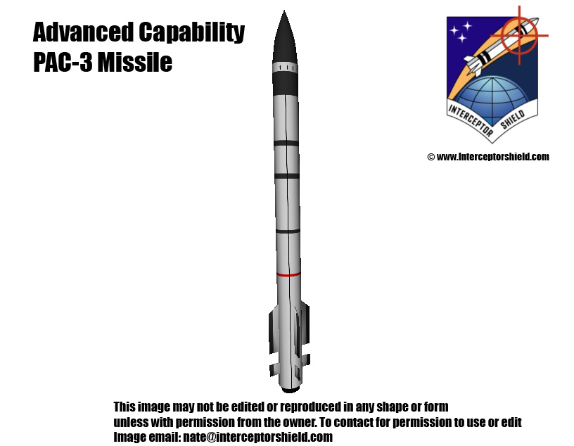 مصر تطلب مزيدا من الباتريوت Pac-3missile