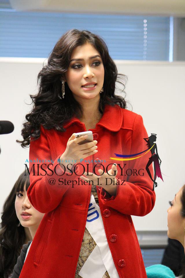 ★ MISS MANIA 2013 - Patricia Rodriguez of Spain !!! ★ Thailand-copy