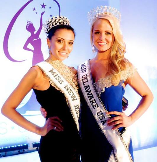 Road to Miss USA 2014 - June 8th, Baton Rouge, Louisiana Delaware