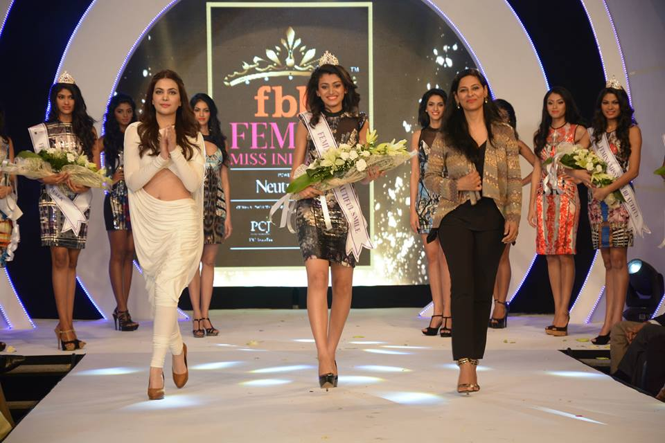 ★♔★Pageant Mania's Official Road to Femina Miss India 2014 ★♔★ - Page 7 Miss_Beautiful_Smile_Irshikaa_Merhotra