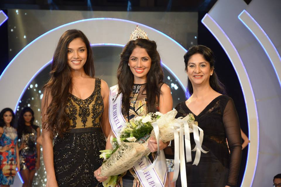 ★♔★Pageant Mania's Official Road to Femina Miss India 2014 ★♔★ - Page 7 Richfeel_Miss_Beautiful_Hair_Nikhila_Nandgopal