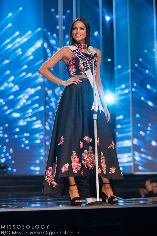 ★ MISS MANIA 2016 - Iris Mittenaere of France !!! ★ - Page 3 Colombia-3