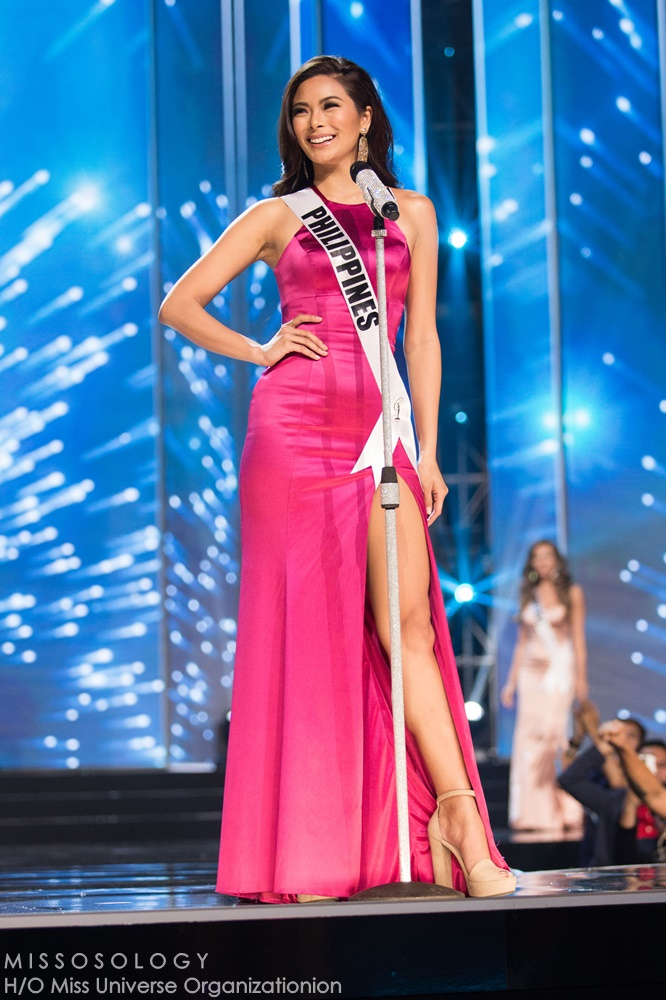 ★ MISS MANIA 2016 - Iris Mittenaere of France !!! ★ - Page 3 Philippines-3