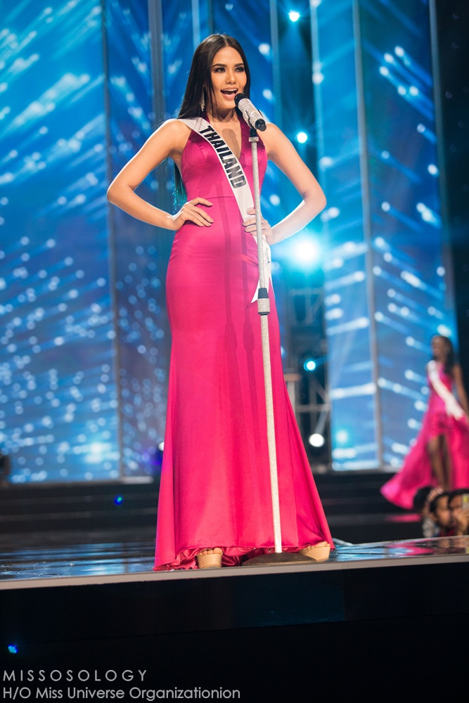 ★ MISS MANIA 2016 - Iris Mittenaere of France !!! ★ - Page 3 Thailand-3