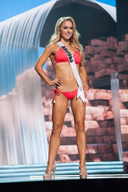 miss usa 2017, preliminary competition.  Arizona-2