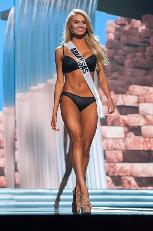 miss usa 2017, preliminary competition.  Arkansas-1