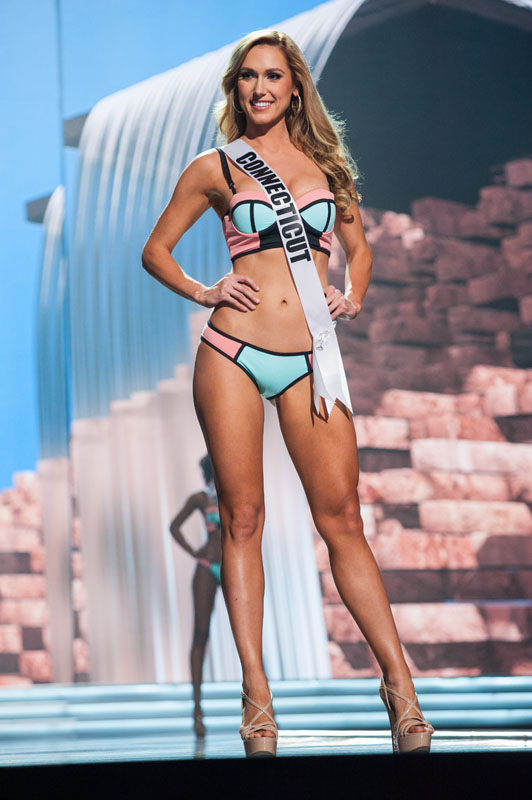 miss usa 2017, preliminary competition.  Connecticut-1