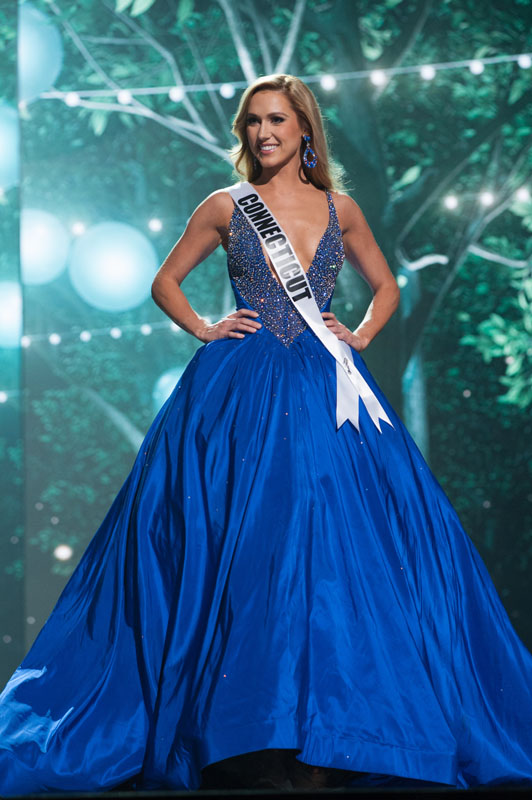 miss usa 2017, preliminary competition.  - Página 5 Connecticut-2