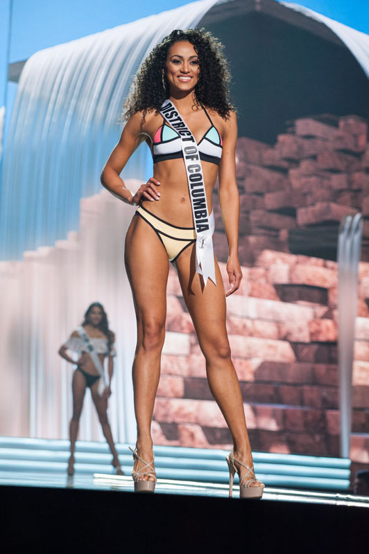miss usa 2017, preliminary competition.  District-of-Columbia-1
