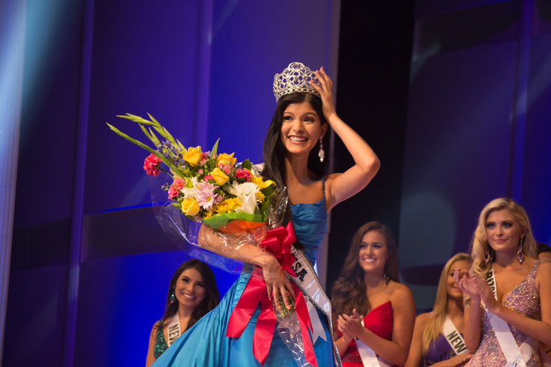Miss Teen USA 2017 - Sophia Dominguez-Heithoff from Missouri Teenusa2017