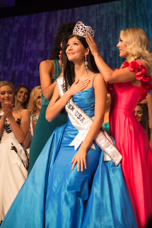 Miss Teen USA 2017 - Sophia Dominguez-Heithoff from Missouri Teenusa2017a