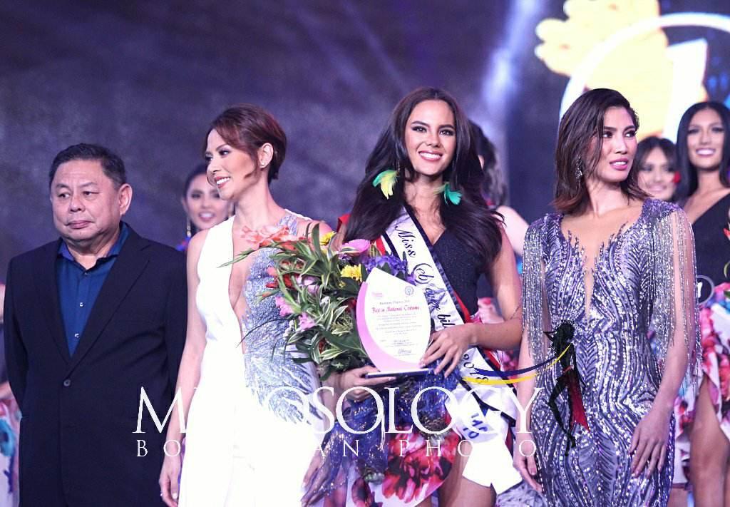 catriona gray vence binibining pilipinas 2018. - Página 2 Special-awards