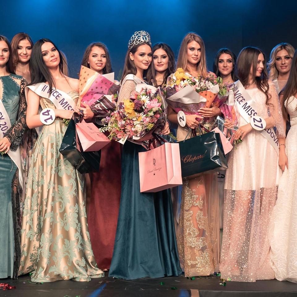 vencedora de miss moldova 2019. (ira a mw 2019). 61190815_2340424082716762_7469825658282049536_n