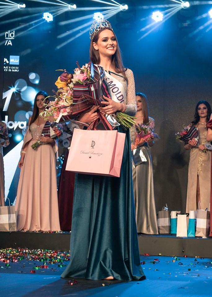 vencedora de miss moldova 2019. (ira a mw 2019). 61202223_2346988685393635_5073204241774936064_n