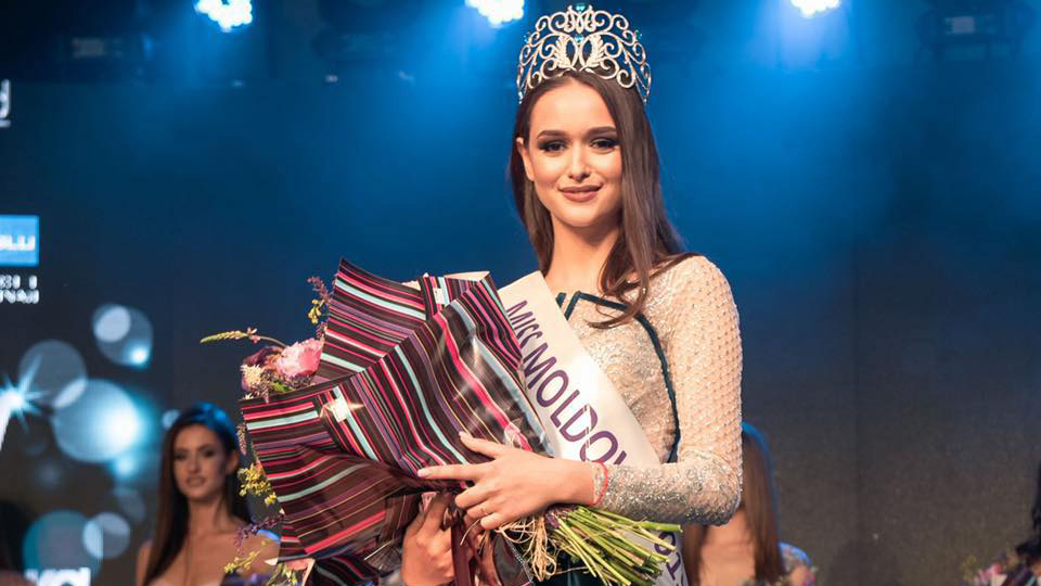 vencedora de miss moldova 2019. (ira a mw 2019). 61204420_2349358365156667_2684650058044932096_n