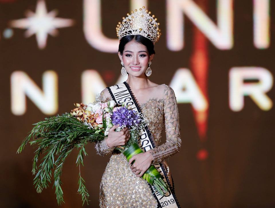 vencedora de miss universe myanmar 2019. - Página 2 61484081_2551880121513544_8246142689251164160_n