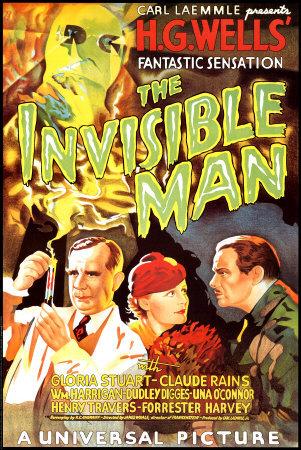 El hombre invisible  The-invisible-man-poster