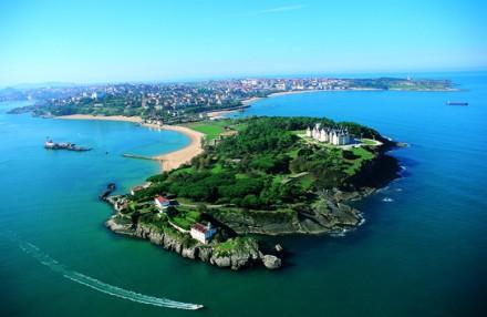 Especial Empieza el verano 23-Vista-Aerea-Peninsula-de-la-Magdalena-Santander1-440x286