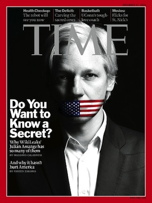 JULIAN ASSANGE - WikiLeaks 'editor-in-chief': from geek to freedom fighter! Assange.time_