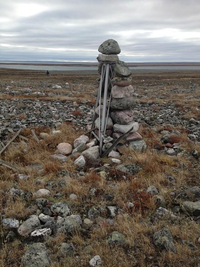 Scottish Story 1: Rock art sur le site préhistorique de Kilmartin en Ecosse. Inuksuk14