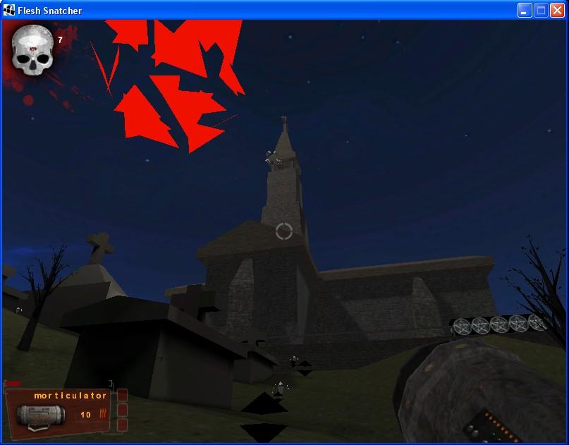 Flesh Snatcher : FPS Java Flesh2012a