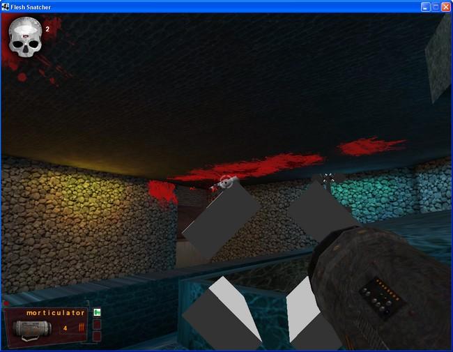 Flesh Snatcher : FPS Java Fleshbert