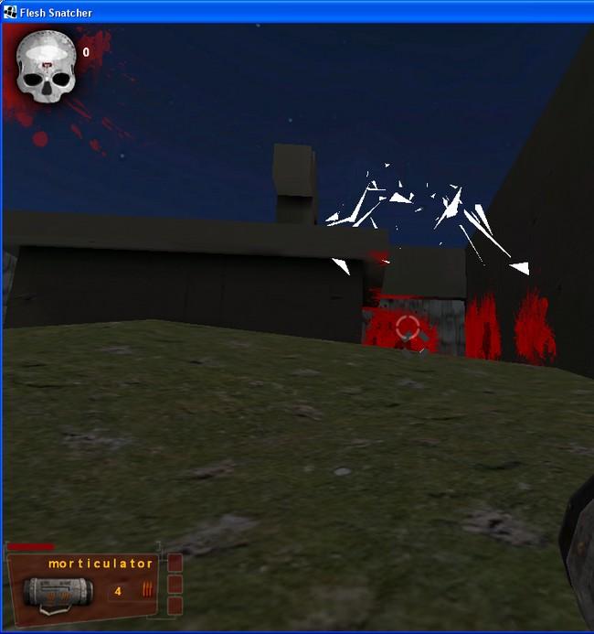 Flesh Snatcher : FPS Java Fleshcheckpoint