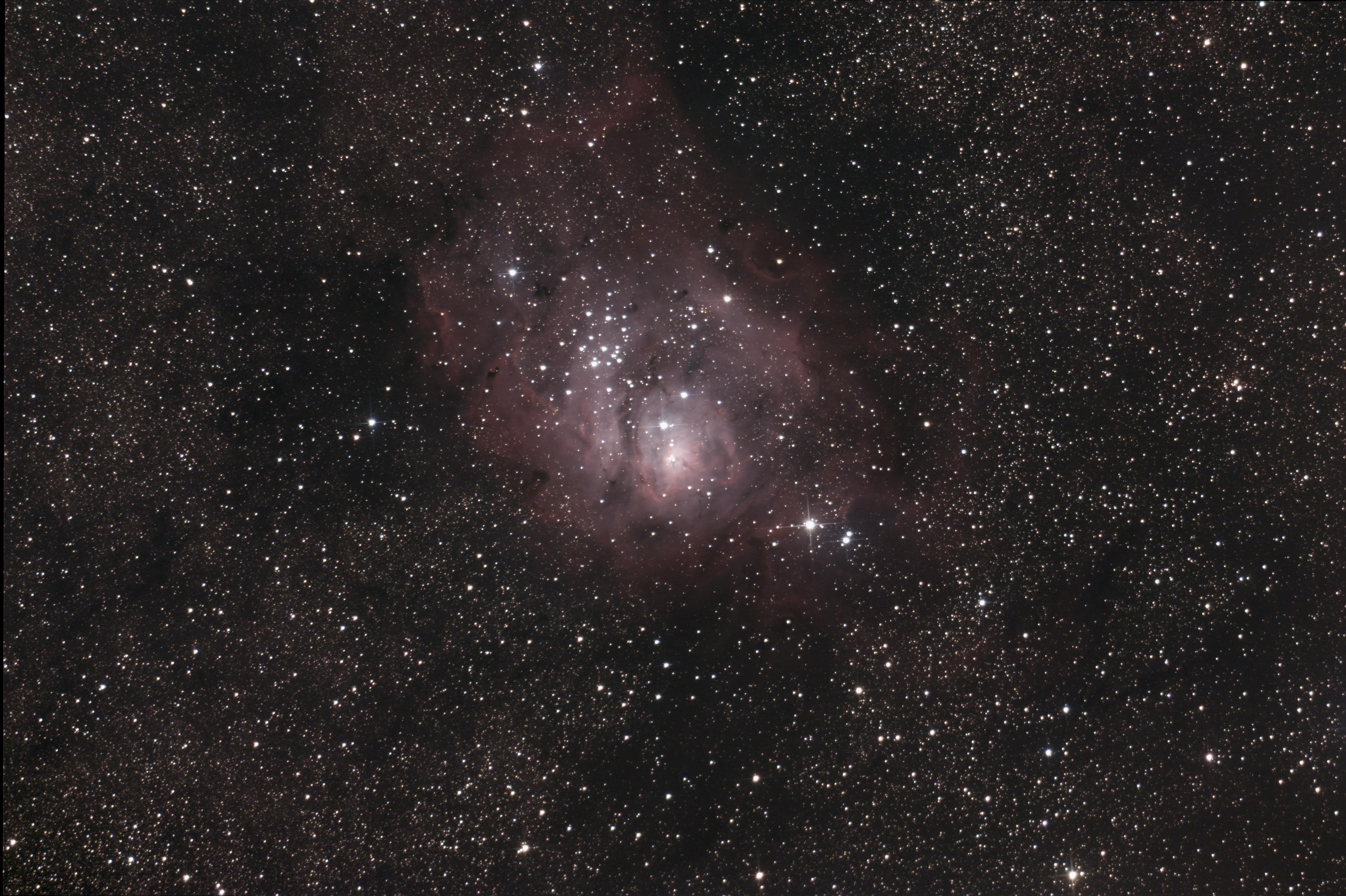 M8 & la comète C/2020 F3 NEOWISE 0010-M8-NebuleuseDeLaLagune-fin