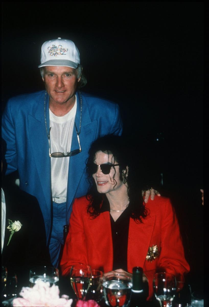 Michael Jackson Com Famosos Gallery_2487_400246