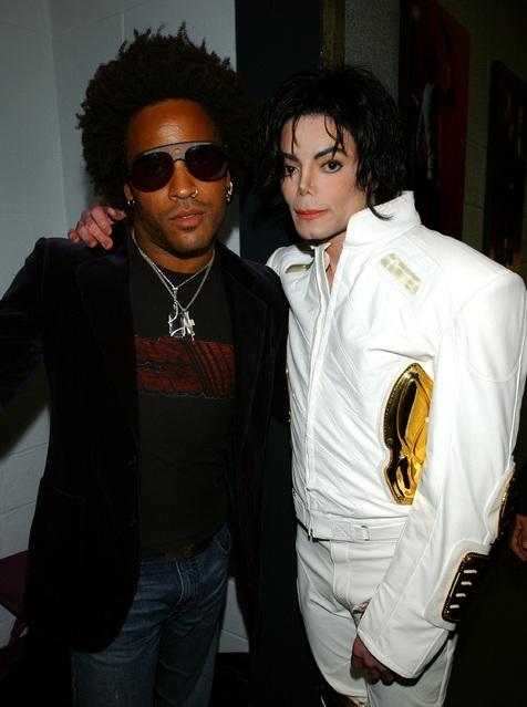 Michael Jackson Com Famosos Gallery_2498_82390