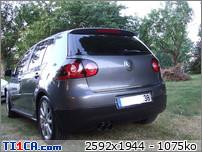 Mougwai VW Golf V 5wyrack