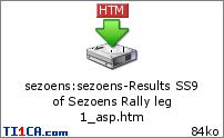 Sezoens Rally  9v85b