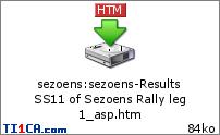 Sezoens Rally  M3g85he