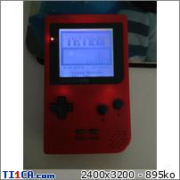 Écrans pour GB DMG-01 Sqt3f590