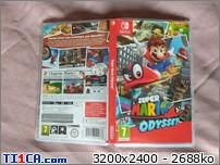 [VDS] Super Mario Odyssey - 33 rots fdpin Uo37070x