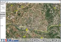 2011: le 25/12 à 21 h - Boules lumineuses - Mazan (84)  Wc86weih