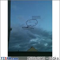 2012: le 07/07 à 22h44 - Lumière étrange dans le ciel  - lavau (10)  Wiva0xg7