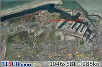 mittal - 2013: le /11 à entre 12h et 14h - Ovni en Forme de triangle - dunkerque - Nord (dép.59) Wk86fu8h