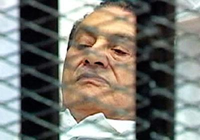 مبارك يطلب الإفراج والرحيل إلى لندن وإقامة حفل وداع رسمى له مقابل كشف الأرصدة السرية Domain-9257abde34