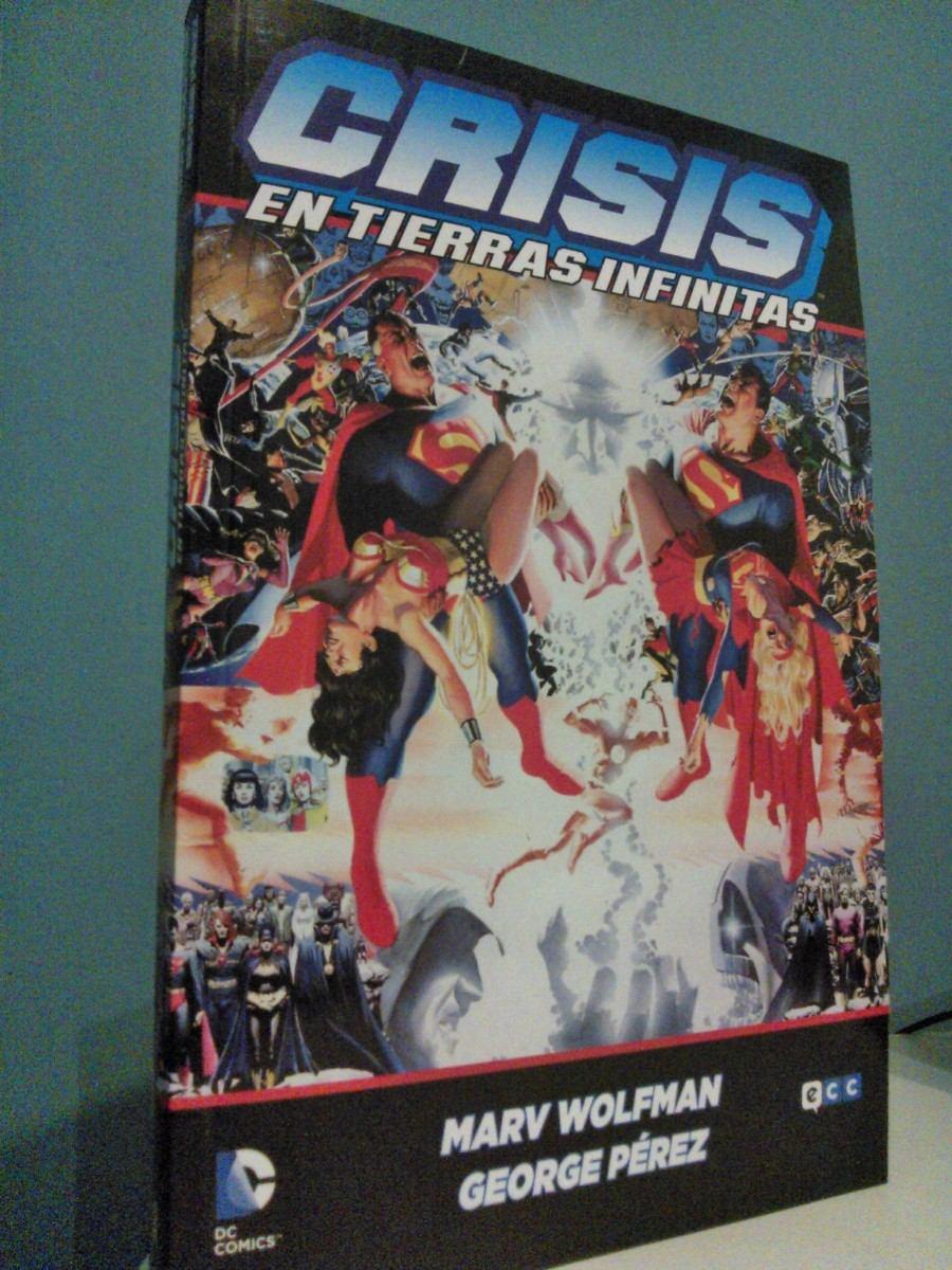 Eventos Importantes: Crisis en Tierras Infinitas [1985] Crisis-en-tierras-infinitas-libro-en-castellano-tapa-blanda-15232-MLA20097772910_052014-F