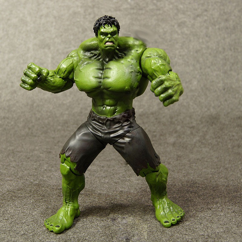 [Action Figures] Todo sobre Action Figures, Hot Toys, Sideshows Hulk-marvel-select-avengers-movie-26cm-loose-9275-MLA20013589990_122013-F