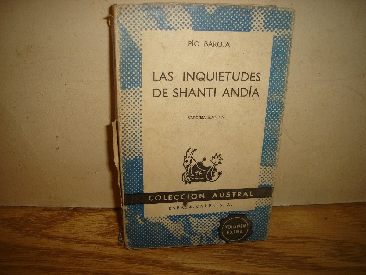 Libros marítimos Las-inquietudes-de-shanti-andia-pio-baroja-7678-MLM5253162253_102013-F