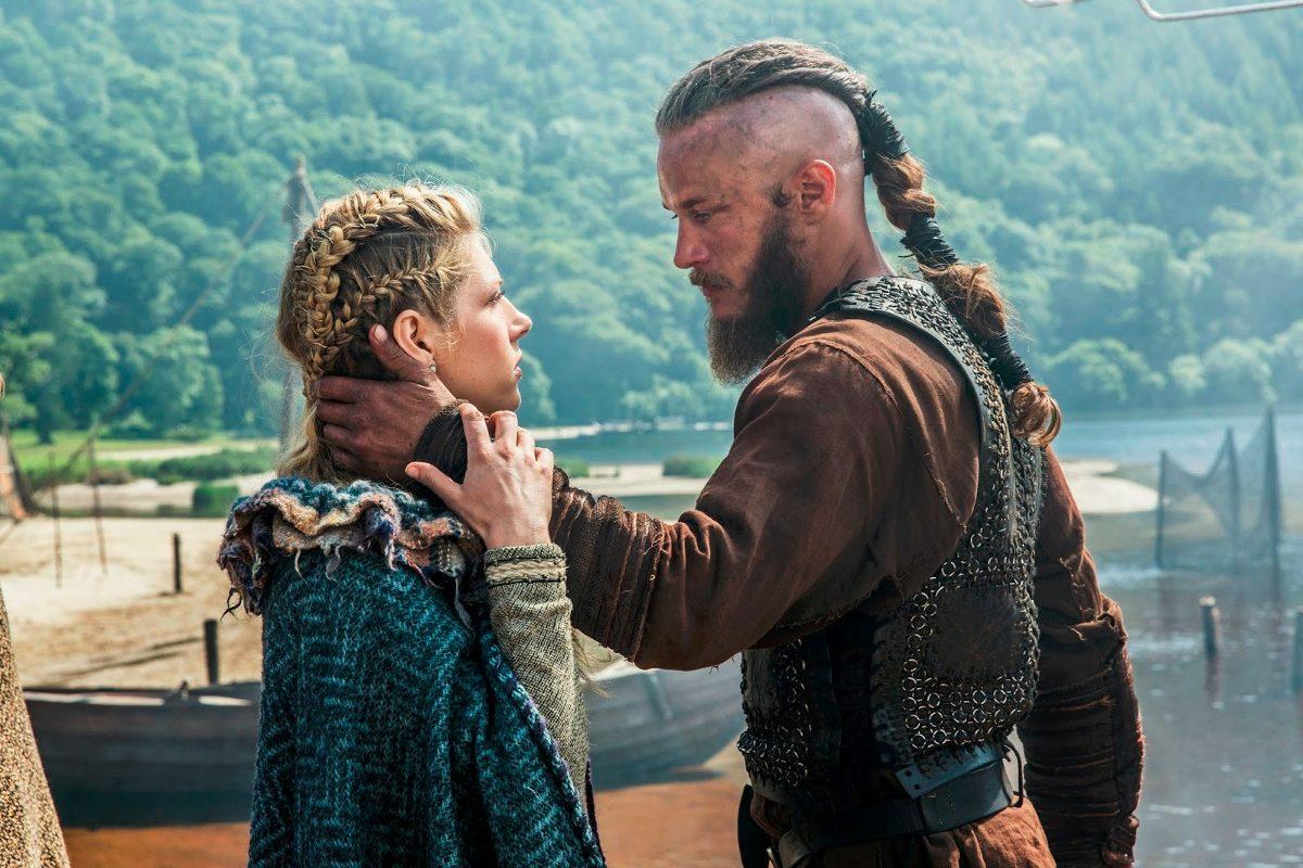 Ragnar y Ladgerda Vikingos-temporada-1-blu-ray-22047-MLM20222757863_012015-F