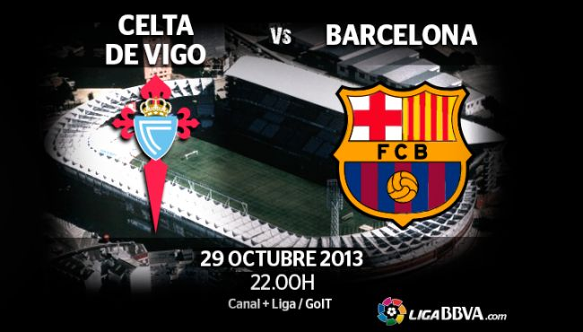 Jornada 11 - CELTA - FC BARCELONA Fd76a_Previa_02_CeltadeVigo_Barcelona